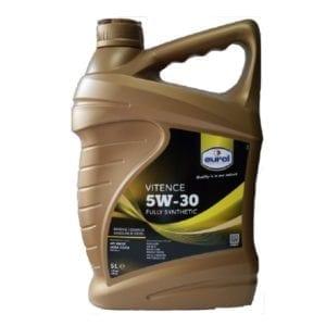 שמן Eurol Vitence 5W30 5L