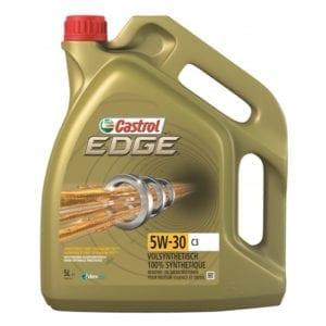 שמן Castrol EDGE 5W30 C3 5L