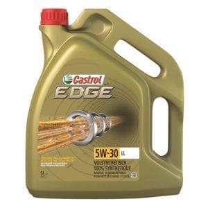 שמן Castrol EDGE 5W30 LL 5L