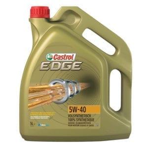 שמן Castrol EDGE 5W40 5L