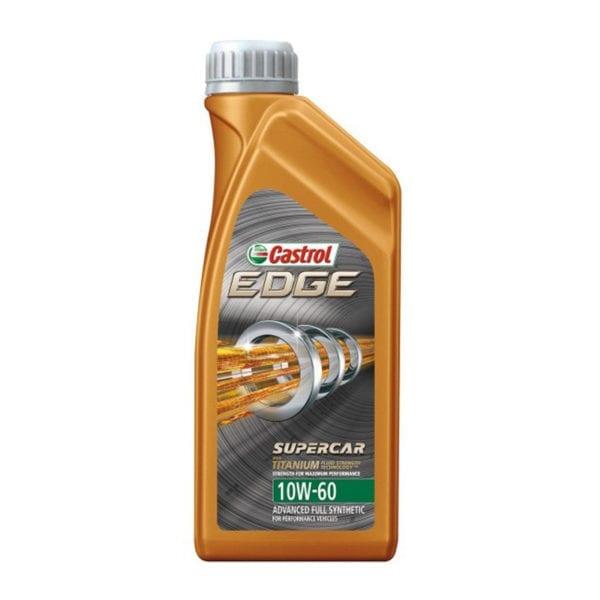שמן Castrol EDGE 10W60 1L