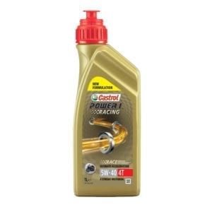 שמן Castrol 4T Power 1 Racing 5W40