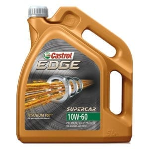 שמן Castrol EDGE 10W60 5L