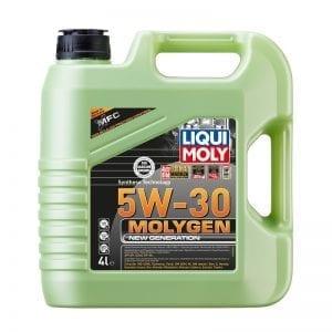 שמן Liqui Moly Molygen 5W30 4L