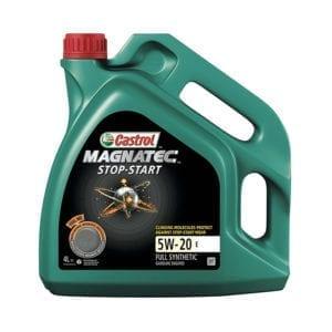 שמן Castrol Magnatec 5W20 E 4L