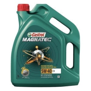 שמן Castrol Magnatec 5W40 C3 5L