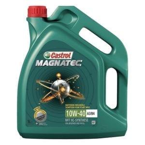 שמן Castrol Magnatec 10W40 A3/B4 5L
