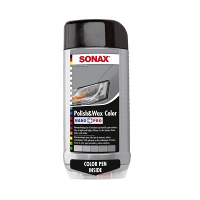 פוליש-ווקס אפור SONAX Nano-Pro