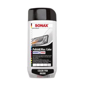 פוליש-ווקס לבן SONAX Nano-Pro