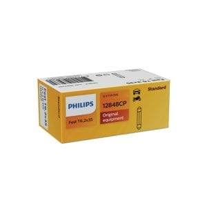 נורה PHILIPS Standard SV8.5 36mm