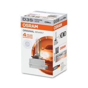 נורת גז OSRAM XENARC Original D3S