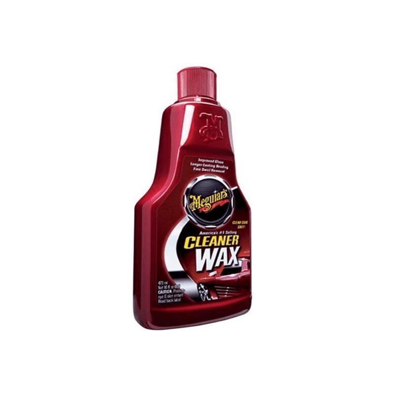 קלינר-ווקס נוזלי Meguiar's Liquid Wax