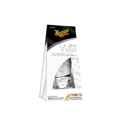 ווקס משחה בשפורפרת Meguiar's White Wax