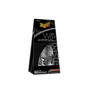 ווקס משחה בשפורפרת Meguiar's Black Wax