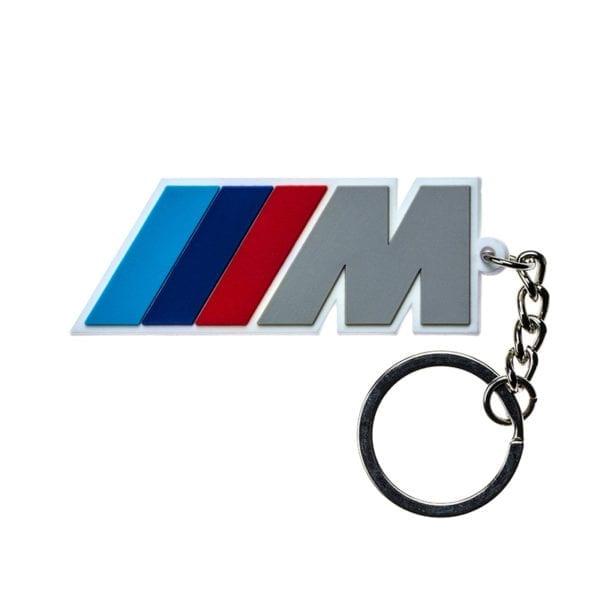 מחזיק מפתחות PVC בעיצוב BMW M