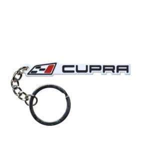 מחזיק מפתחות PVC בעיצוב CUPRA