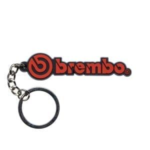 מחזיק מפתחות PVC בעיצוב Brembo