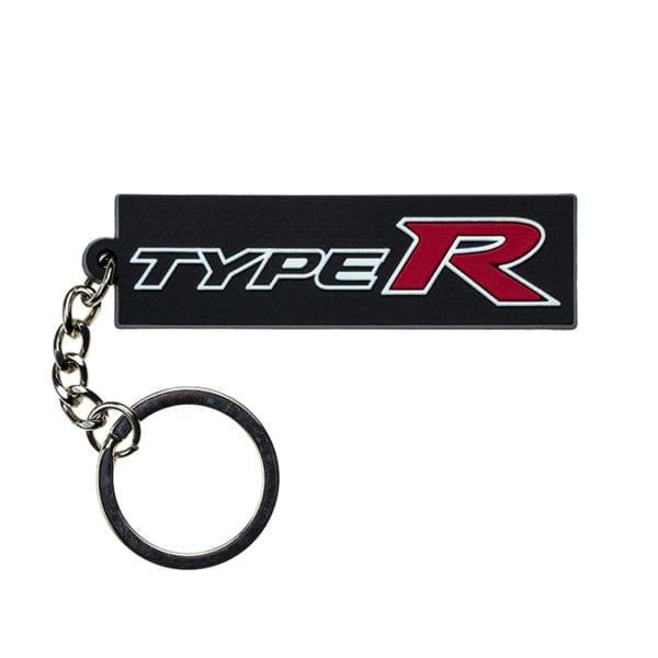 מחזיק מפתחות PVC בעיצוב TypeR