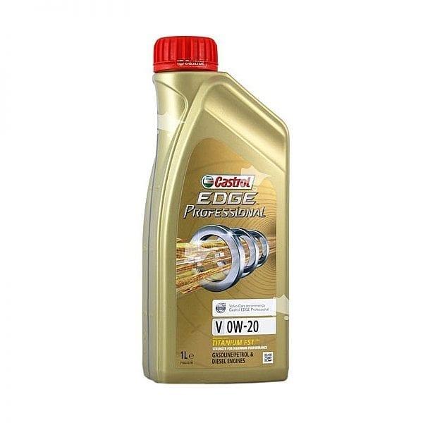שמן Castrol EDGE 0W20 V 1L