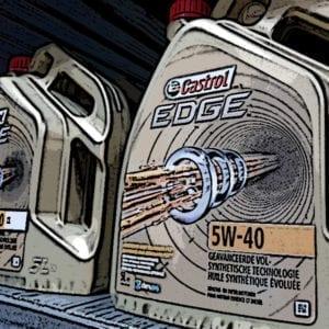 שמני מנוע 5W40