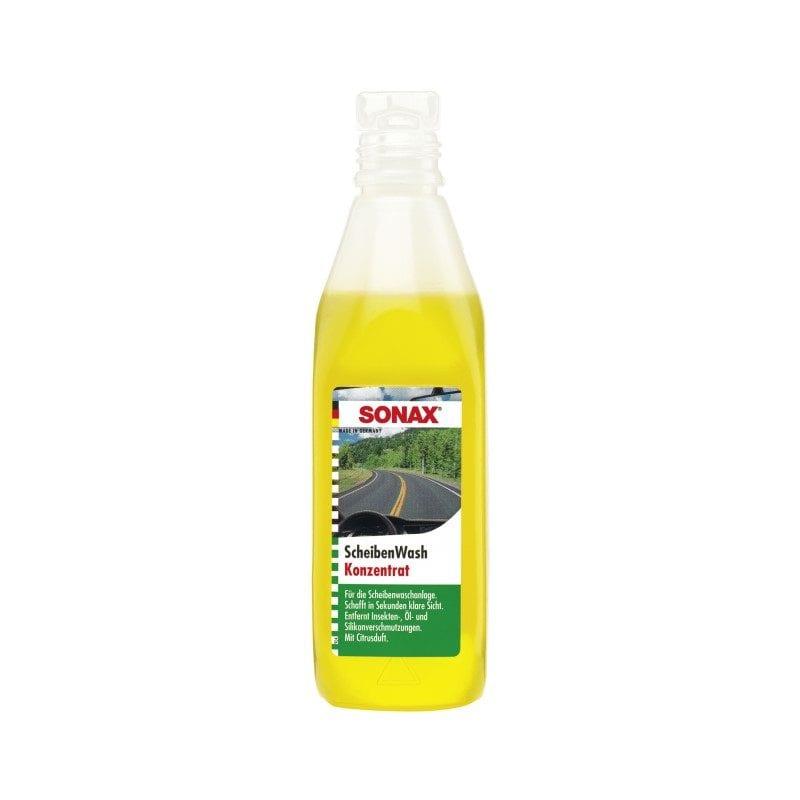 """נוזל שמשות מרוכז 250 מ""""ל SONAX"""