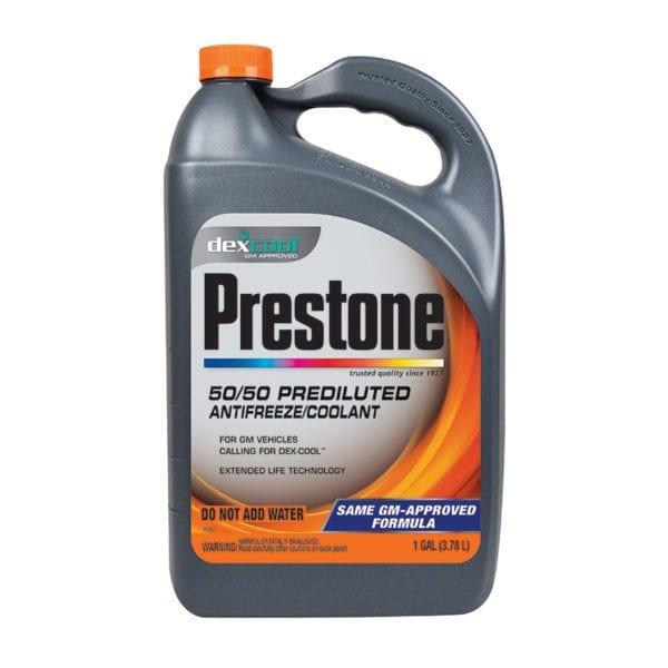 נוזל קירור אדום Prestone DEX-COOL