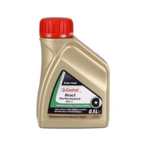 נוזל (שמן) בלמים Castrol React Performance DOT4