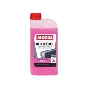 נוזל קירור ורוד Motul Auto Cool G13 1L