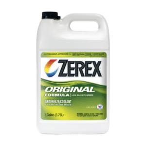נוזל קירור ירוק Valvoline Zerex Orginal
