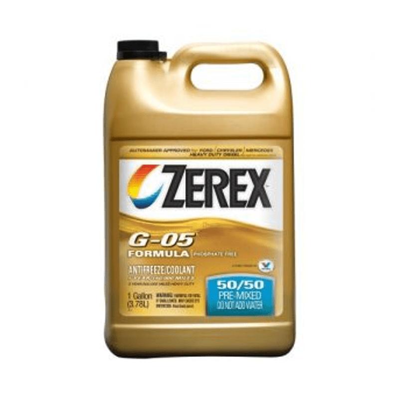 נוזל קירור אדום Valvoline Zerex G-05