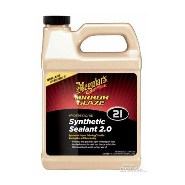 אוטם צבע Meguiar's Synthetic Sealant 1.9L