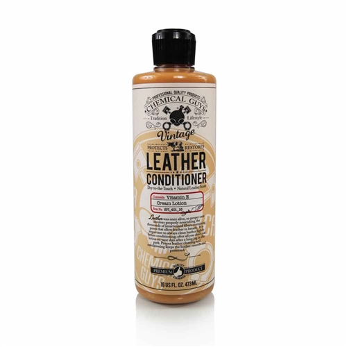 קרם טיפוח עור Chemical Guys Leather Conditioner