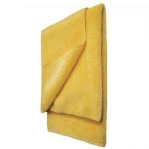 מטלית מיקרופייבר איכותית צהובה Meguiar's