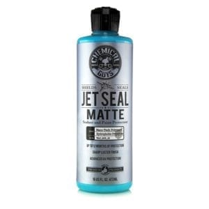 אוטם צבע לצבע מט Chemical Guys Jet Seal