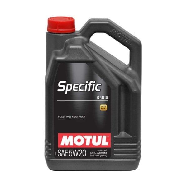 שמן Motul Specific M2C948-B 5W20 5L