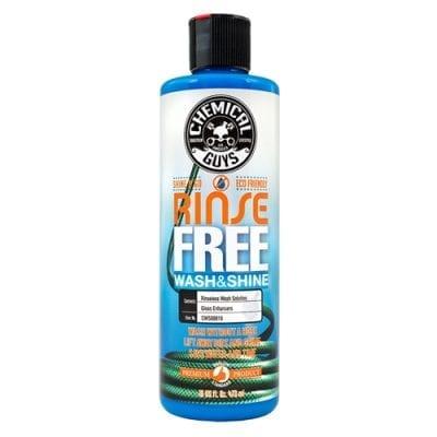 נוזל שטיפה Chemical Guys Rinse Free