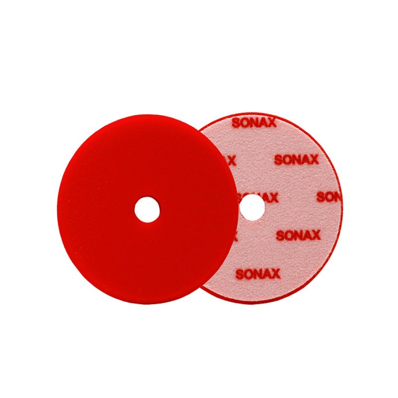 """פד ספוג Cutting למכונה 6"""" SONAX"""