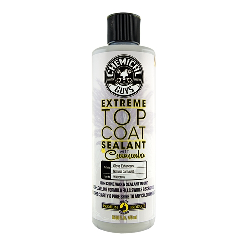 אוטם צבע Chemical Guys Extreme Top Coat