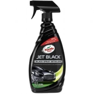 נוזל הברקה סופי Turtle Wax Jet Black