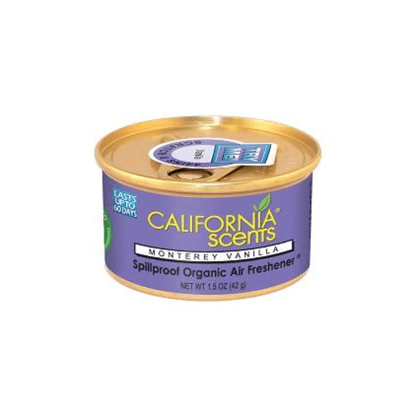 פחית ריח בניחוח וניל California