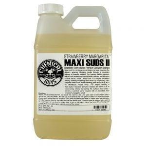 שמפו Chemical Guys Maxi-Suds II Strawberry 1.89L