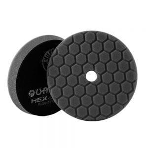 פד ספוג למכונה Chemical Guys Hex-Logic Quantum Black 6inch