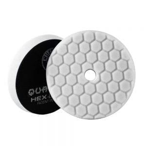 פד ספוג למכונה Chemical Guys Hex-Logic Quantum White 6inch