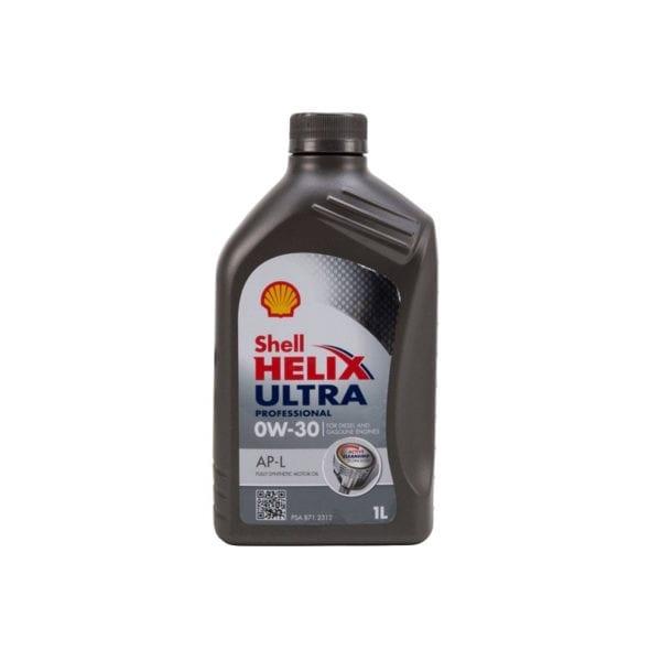 שמן Shell Helix Professional AP-L 0W30 1L