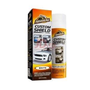 ספריי Custom Shield לבן ArmorAll