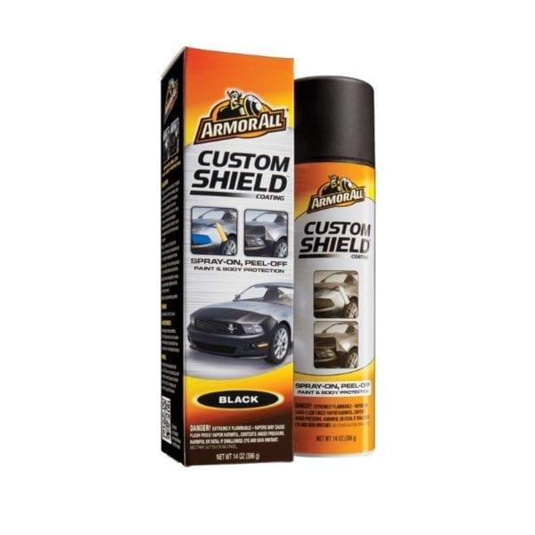 ספריי Custom Shield שחור ArmorAll