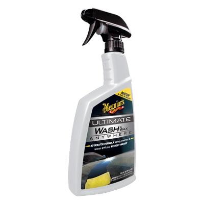 תרסיס ניקוי יבש Meguiar's Ultimate Wash