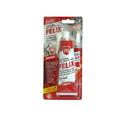 סיליקון אדום Felix