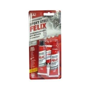 דבק אפוקסי מתכת Felix