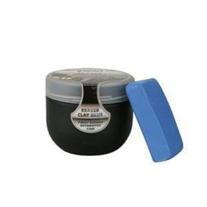פלסטלינה כחולה 200 גרם Scholl